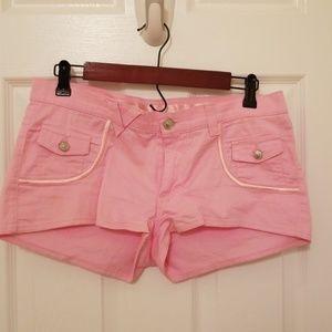 Versace Pink Shorts